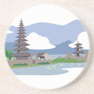 Beautiful Bali Coasters