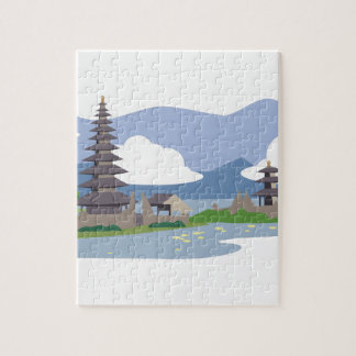 Beautiful Bali Jigsaw Puzzle