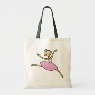 Beautiful Ballerina Tote Bag