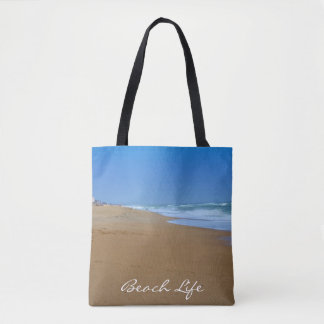 Beautiful Beach-Beach Life by Shirley Taylor Tote Bag