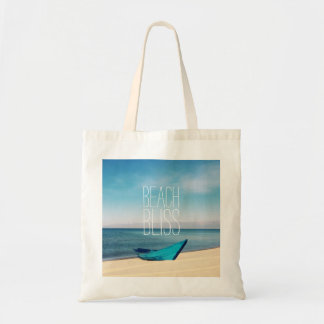Beautiful Beach Bliss Tote Bag