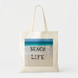 Beautiful Beach Life Tote Bag