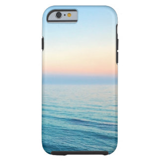 Beautiful beach photo or add your own instagram tough iPhone 6 case
