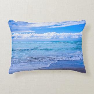 Beautiful beach pillow