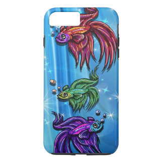 Beautiful Bettas iPhone 8 Plus/7 Plus Case