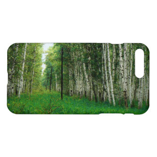 Beautiful Birch Tree Forest iPhone 8 Plus/7 Plus Case