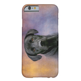 Beautiful Black Labrador Retriever Barely There iPhone 6 Case