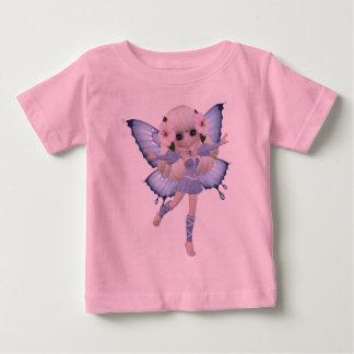 Beautiful Blond Fairy Girl Baby T-Shirt