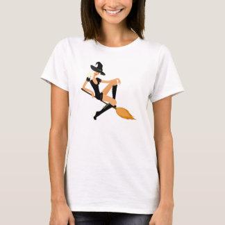 Beautiful blond witch T-Shirt