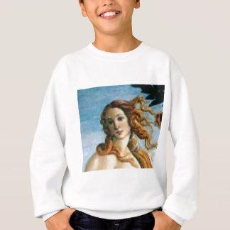beautiful blonde oil sweatshirt