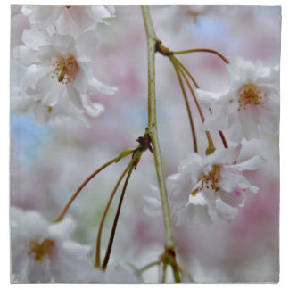 Beautiful Blossoms Napkin