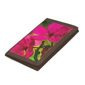 Beautiful Blossoms Wallets