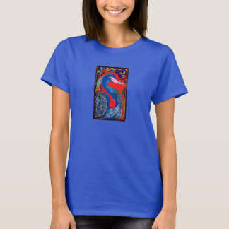 Beautiful Blue Heron T-Shirt