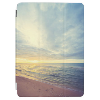 Beautiful Blue Sky Beach Sunset iPad Air Case