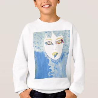 Beautiful Blue Sweatshirt