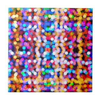 Beautiful Bokeh Tiles