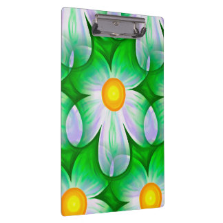 Beautiful Bold Daisies Clipboard