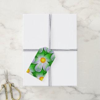 Beautiful Bold Daisies Gift Tags