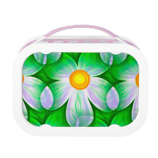 Beautiful Bold Daisies Lunchboxes