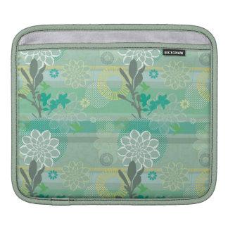 Beautiful Botanical Sleeve For iPads