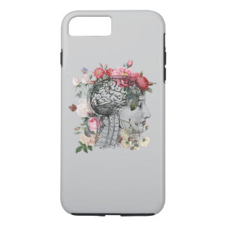 Beautiful Brain Phone Case - Anatomical brain