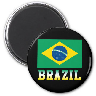 Beautiful Brazil Magnet
