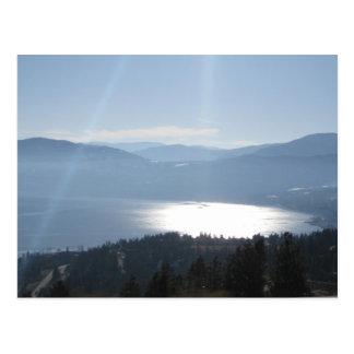 Beautiful British Columbia Postcard