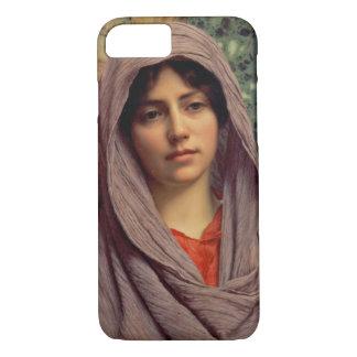 Beautiful Brunette 1918 iPhone 8/7 Case