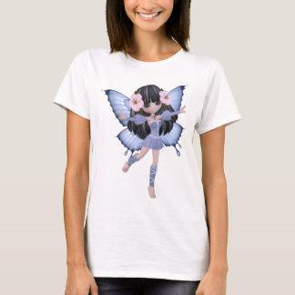 Beautiful Brunette Girl Fairy T-Shirt