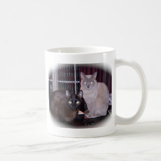 Beautiful Burmese Coffee Mug