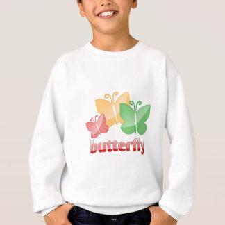 Beautiful butterfies sweatshirt