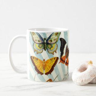 Beautiful Butterflies Pattern Nature Coffee Mug
