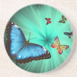 Beautiful Butterfly Journey Coaster