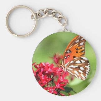 Beautiful Butterfly keychain
