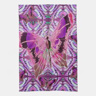 Beautiful Butterfly Kitchen Towel