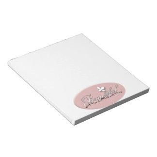Beautiful Butterfly Notepads