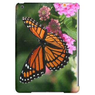 Beautiful Butterfly on Lantana Flower iPad Air Cover