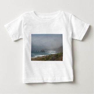 Beautiful California Coast Scenery by the Ocean Baby T-Shirt