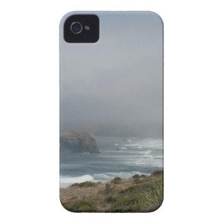 Beautiful California Coast Scenery by the Ocean iPhone 4 Case