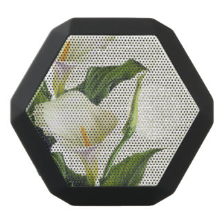 Beautiful Calla Lilies Black Bluetooth Speaker