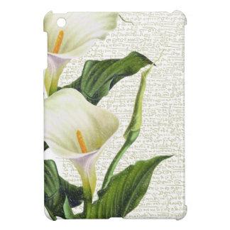 Beautiful Calla Lilies iPad Mini Cover