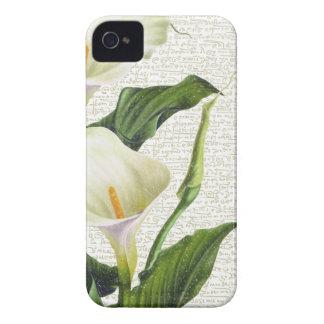 Beautiful Calla Lilies iPhone 4 Case-Mate Case