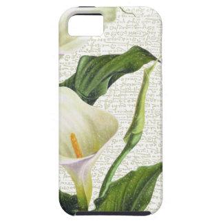 Beautiful Calla Lilies iPhone 5 Case
