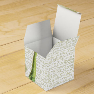 Beautiful Calla Lilies Party Favor Box