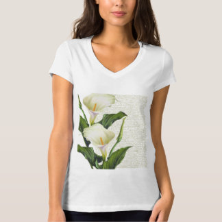 Beautiful Calla Lilies T-Shirt