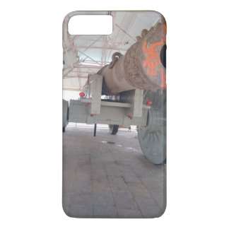 Beautiful cannon in you hand. iPhone 7 plus case