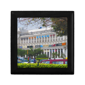 Beautiful cannought place newdelhi capital India Gift Boxes