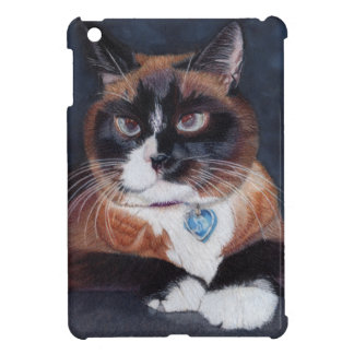 Beautiful Cat iPad Mini Case