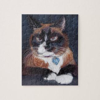 Beautiful Cat Jigsaw Puzzle