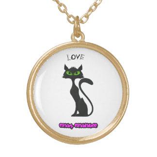 Beautiful Cat Necklace